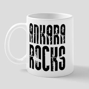 Ankara Rocks Mug