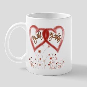 My Pilot, My Valentine Mug