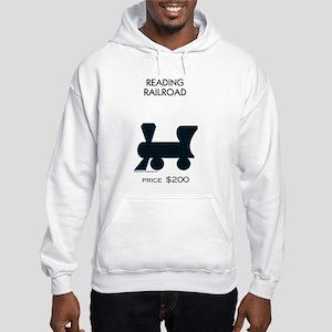 Monopoly - Reading Railroad Hooded Sweatshirt