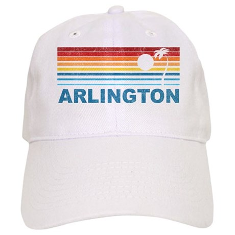 Palm Tree Arlington Cap