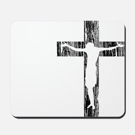 CRUCIFIX Mousepad