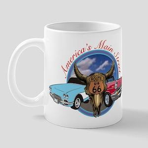USA MAIN STREET Mug