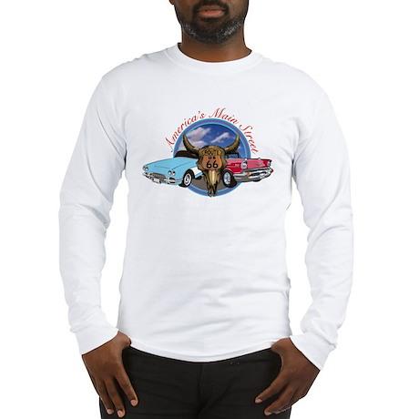 USA MAIN STREET Long Sleeve T-Shirt