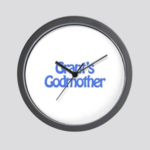 Grant's Godmother Wall Clock