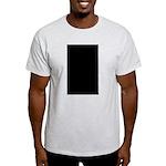 Ms. Cherry Bomb Ash Grey T-Shirt