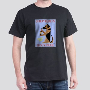 Shepherd's Bock Beer Dark T-Shirt