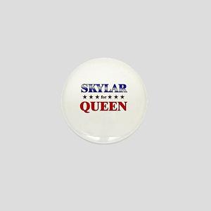 SKYLAR for queen Mini Button