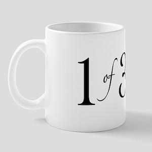 1 of 3 (1st born oldest child) Mug