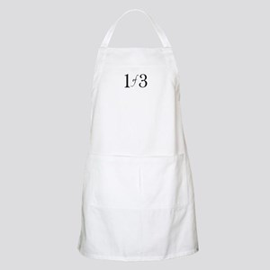 1 of 3 (1st born oldest child) BBQ Apron
