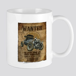 Wanted Poster Mugs