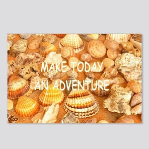MAKE TODAY AN ADVENTURE Postcards (Package of 8)
