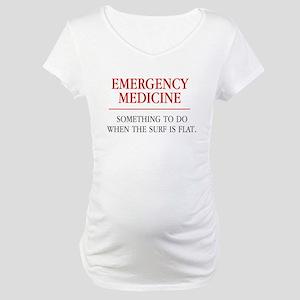 Emergency Medicine Maternity T-Shirt