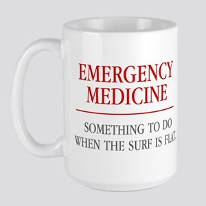 Emergency Medicine Large Mug