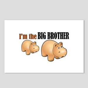 Big Brother (Hungry Hippo) Postcards (Package of 8