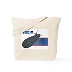 SUBSIM Tote Bag