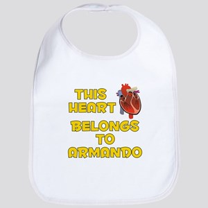 This Heart: Armando (A) Bib