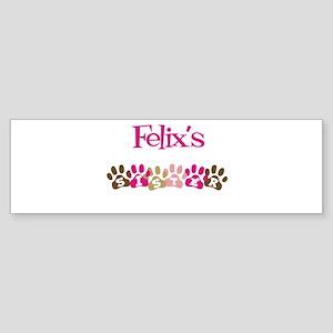 Felix's Sister Bumper Sticker