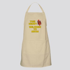 This Heart: Aron (A) BBQ Apron