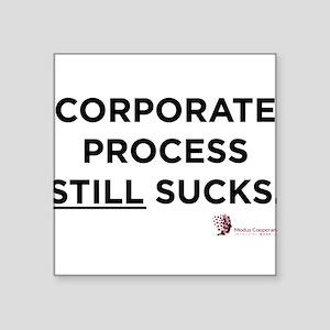 Corporate Process Sticker