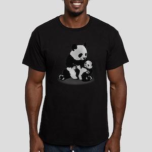 Cute Panda And Baby Panda T-Shirt