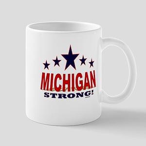 Michigan Strong! 11 oz Ceramic Mug