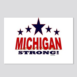 Michigan Strong! Postcards (Package of 8)