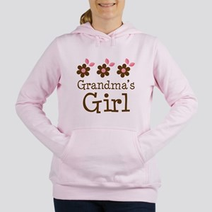 Grandmas Girl Granddaughter Sweatshirt
