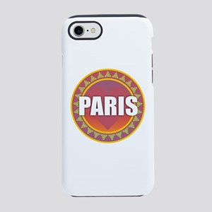 Paris Sun Heart iPhone 8/7 Tough Case