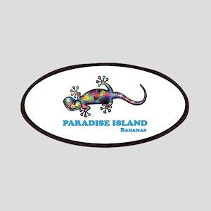 Paradise Island Gecko Patch