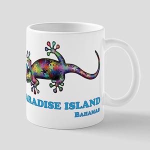 Paradise Island Gecko Mugs