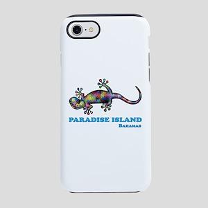 Paradise Island Gecko Iphone 8/7 Tough Case