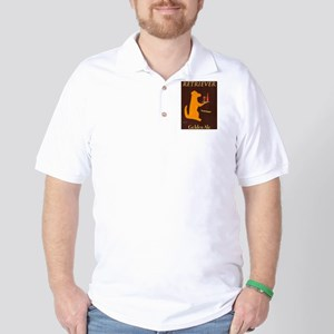 Retriever Golden Ale Golf Shirt