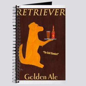 Retriever Golden Ale Journal