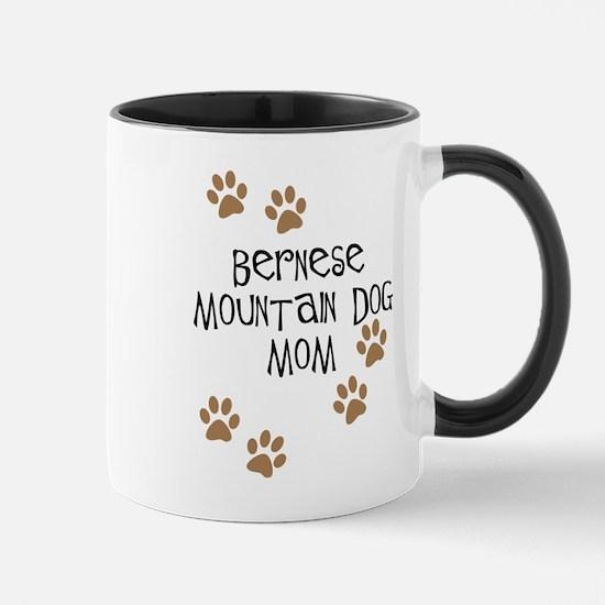 Bernese Mt. Dog Mom Mug