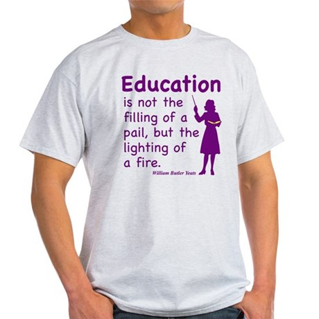 Teachers Rock! Light T-Shirt