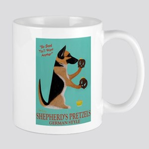 Shepherd's Pretzels Mug