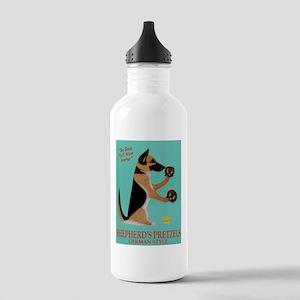 Shepherd's Pretzels Stainless Water Bottle 1.0L