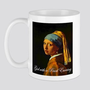 Girl with a Pearl Earring Mug