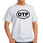 OTP Ash Grey T-Shirt