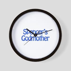 Spencer's Godmother Wall Clock
