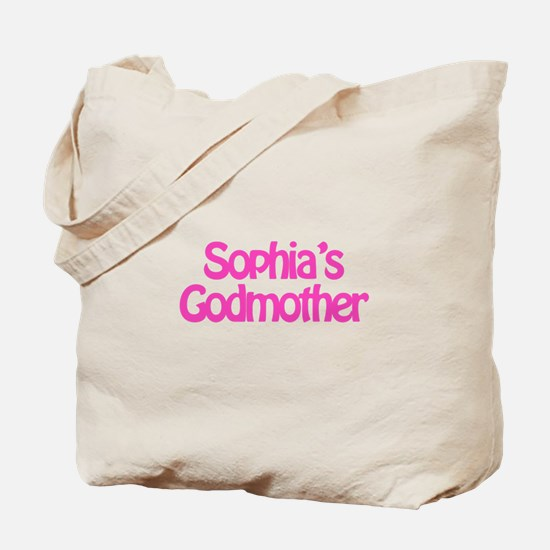 Sophia's Godmother Tote Bag