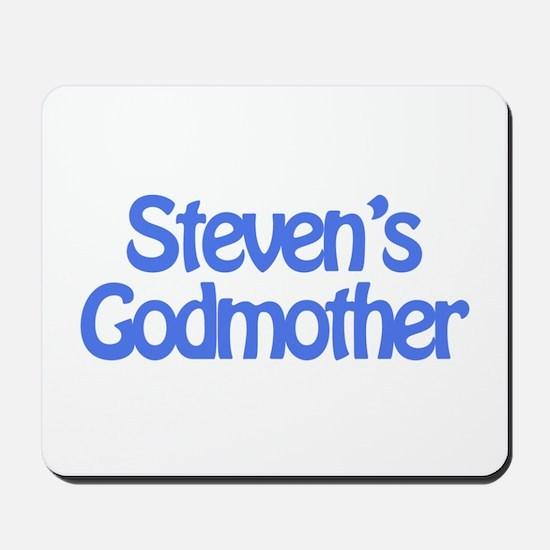 Steven's Godmother Mousepad