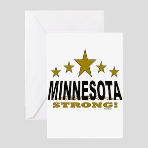 Minnesota Strong! Greeting Card