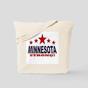 Minnesota Strong! Tote Bag