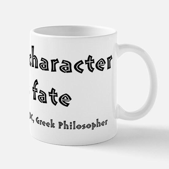 HERACLITUS Mug