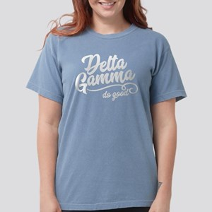 Delta Gamma Do Good Womens Comfort Colors Shirt