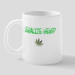 """""""Legalize Hemp"""" Mug"""