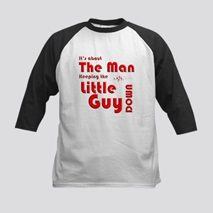 The Man Kids Baseball Jersey