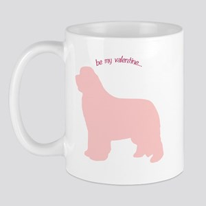 Newfie... Be My Valentine Mug