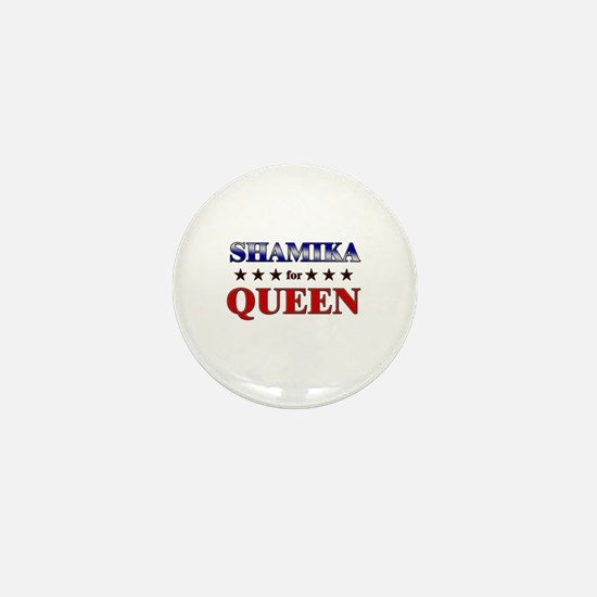 SHAMIKA for queen Mini Button